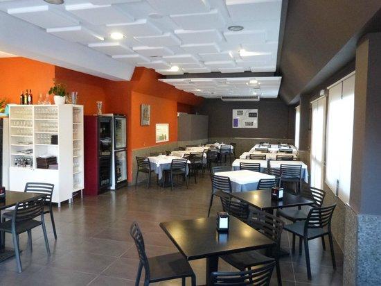 Restaurante Fusió: PANORAMICA INTERIOR