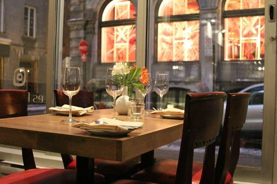 Restaurant Les Pyrenees : The romantic atmosphere