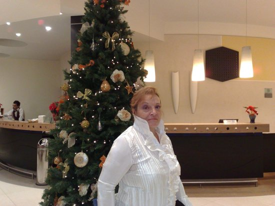 Nicotel Pineto:                                     reception