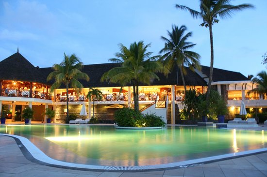 Maritim Resort & Spa Mauritius: Le restaurant Bellevue
