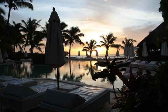 Maritim Resort & Spa Mauritius: L'arrivée au Maritim