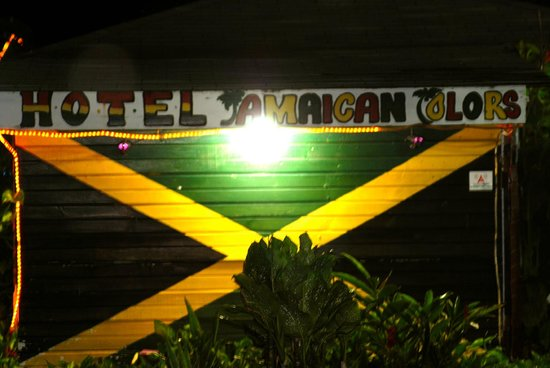 Hotel Jamaican Colors: Jamaican Colors