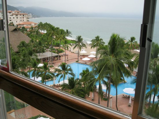 Sheraton Buganvilias Resort & Convention Center:                   view from room