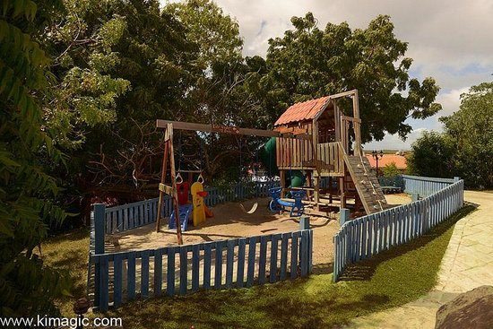 True Blue Bay Boutique Resort: Another Playground