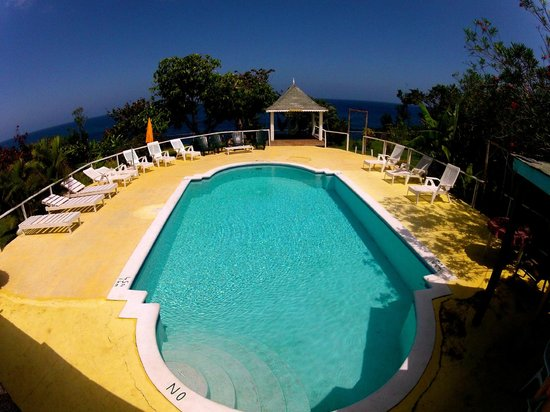 Hotel Jamaican Colors: pool side
