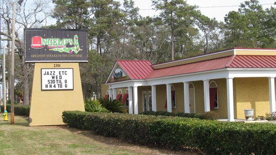 Angelo S Restaurant Myrtle Beach South Carolina