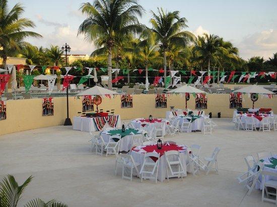Hacienda Tres Rios:                   Fiesta Time