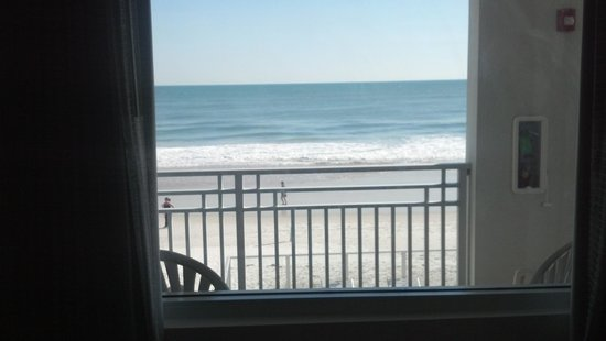 Lotus Boutique Inn & Suites Daytona Beach / Ormond Beach :                   ocean view