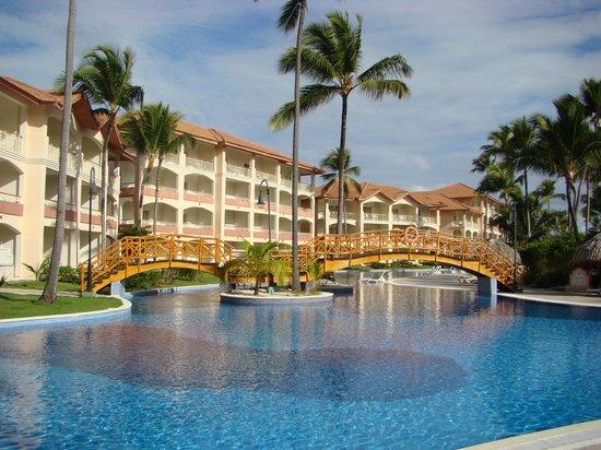 Majestic Colonial Punta Cana:                   Foto da piscina