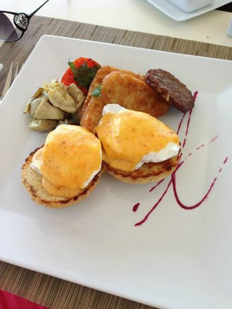 Blue Diamond Riviera Maya: Breakfast