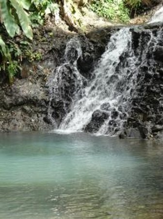 A Peace of Paradise: Hike to Double waterfall
