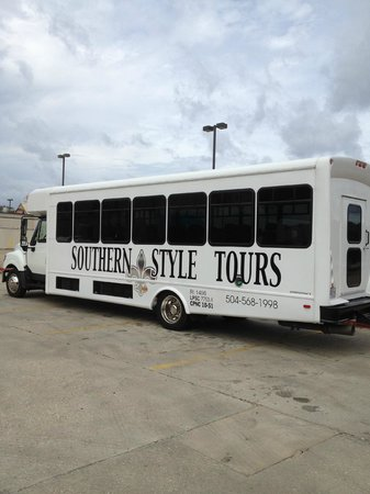 Southern Style Tours: New Equipment