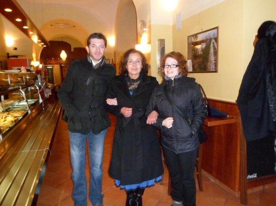 Casa Rachele B&B:                   Restaurant le tre arcate