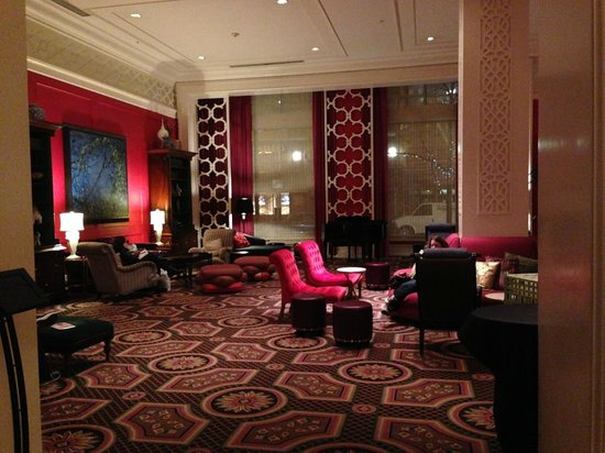 Kimpton Hotel Monaco Portland:                   Front room of my dreams