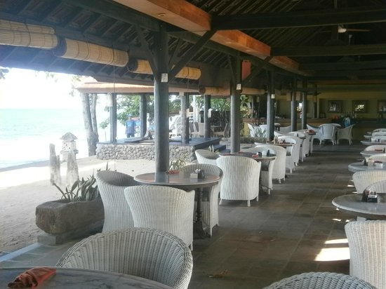 Peneeda View Beach Hotel: Boardwalk restaurant