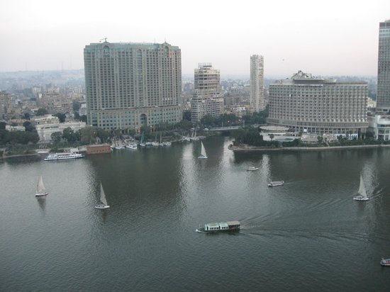 Sofitel Cairo El Gezirah: View from room 2015