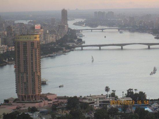 Sofitel Cairo El Gezirah: Hotel