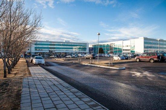 Icelandair Hotel Reykjavik Natura: Front of building