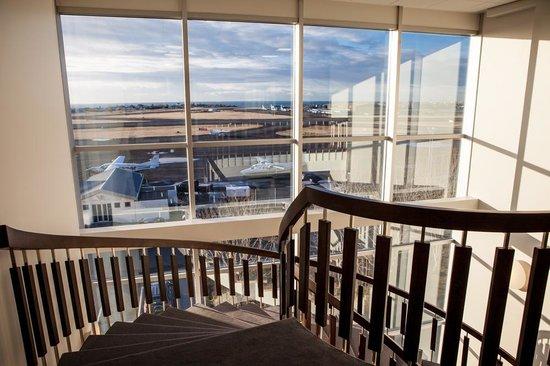 Icelandair Hotel Reykjavik Natura: Stairwell view