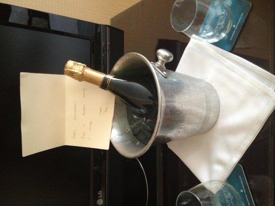 Kimpton Hotel Monaco Chicago:                   The Pleasant Surprise!