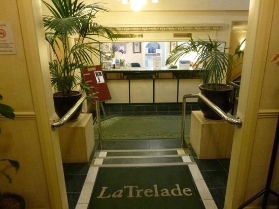 La Trelade Country House Hotel: Reception