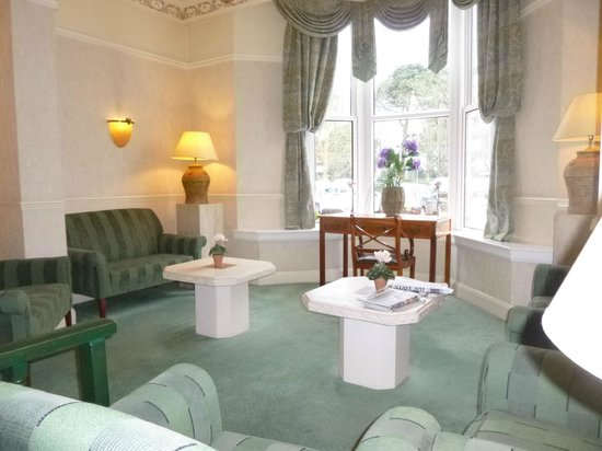 La Trelade Country House Hotel: Sitting area
