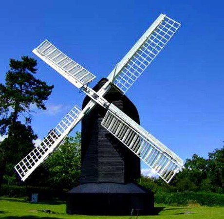High Salvington Windmill