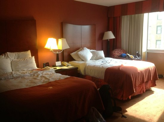 Peabody Hotel Room Rates