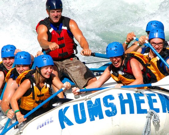 Kumsheen Rafting Resort - Day Trips