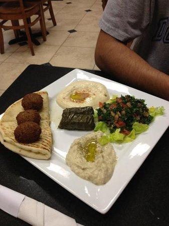 OPA Mediterranean Gourmet