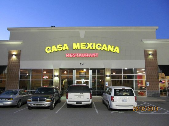 Great Mexican Food Excellent Margaritas Review Of Casa