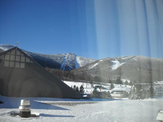 Killington Grand Resort Hotel: Hotel room view