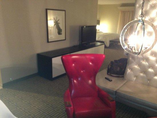 Renaissance Austin Hotel: Room 749
