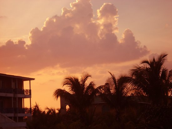 Melia Las Antillas: Beautiful Sunset