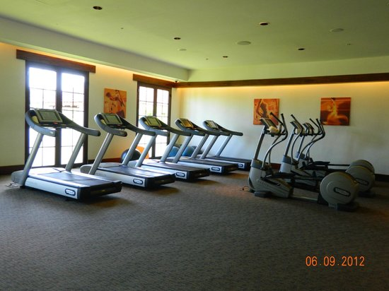 JW Marriott Guanacaste Resort & Spa:                   Fitness center