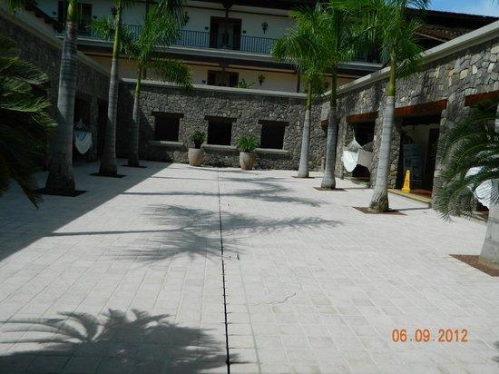JW Marriott Guanacaste Resort & Spa:                   lots of random hammocks