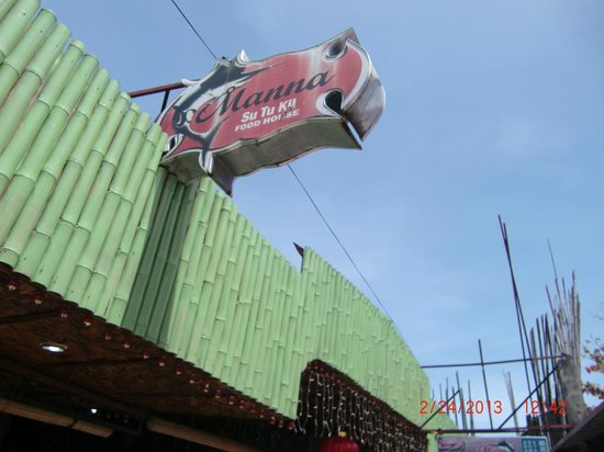 Manna STK Food House:                   Manna Sutukil Restaurant