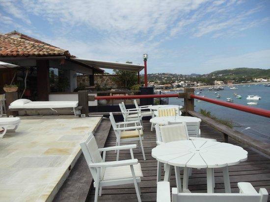 Hotel El Cazar:                                     vista del hotel