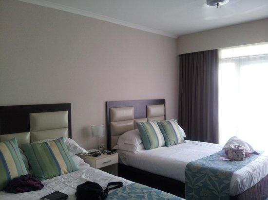 Wairakei Resort Taupo:                   room