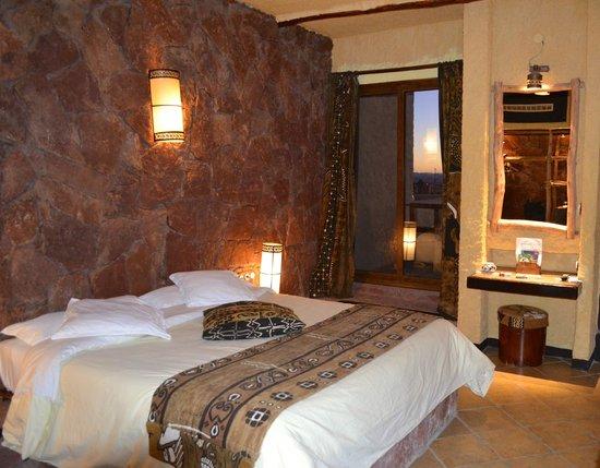 Hotel Xaluca Dades:                   bedroom