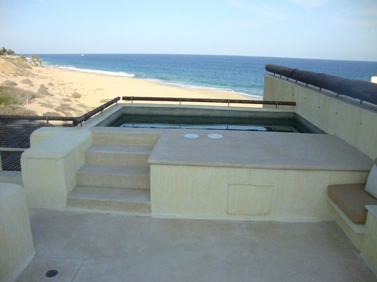 Marquis Los Cabos All-Inclusive Resort & Spa:                   Our casita private pool