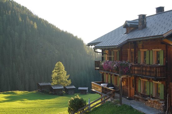 Hotel Ducan:                   Monstein
