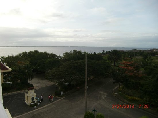 SotoGrande Hotel & Resort : view from the room