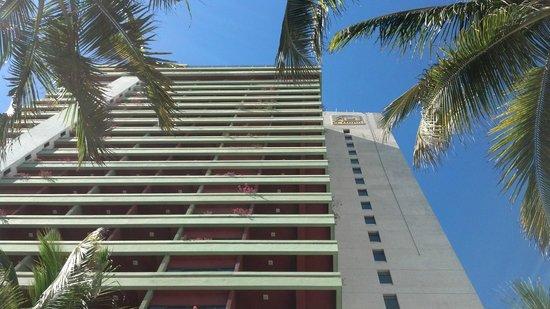 El Cid El Moro Beach Hotel:                   El Cid El Moro Beach Tower