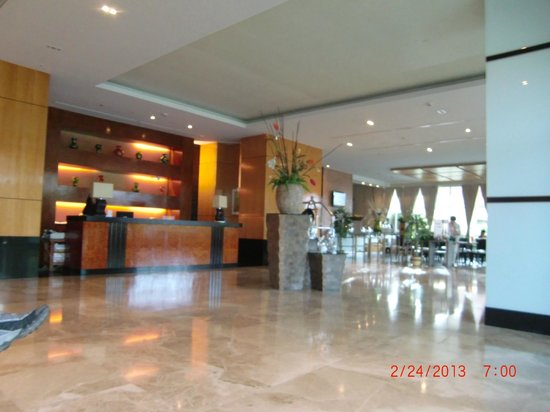SotoGrande Hotel & Resort : lobby area