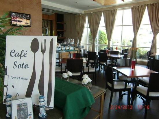 SotoGrande Hotel & Resort : coffe shop