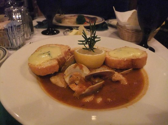 Charlie's L'Etoile Verte : Bouillabaisse