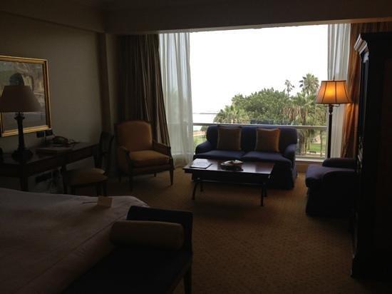 Belmond Miraflores Park: deluxe room