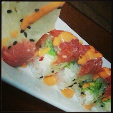 Joto Thai-Sushi:                   Sexy Man Roll
