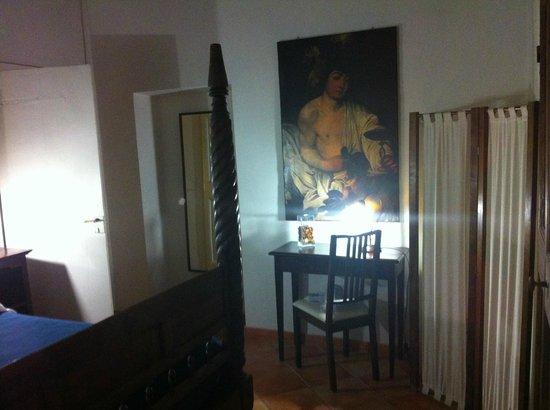 ปาลาสโซโอลิเวีย:                   Bedroom